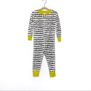Hanna Andersson Baby Zip Sleeper In Organic Cotton